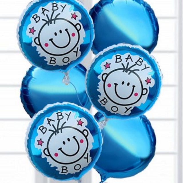 18 inch Ballonnen Geboorte