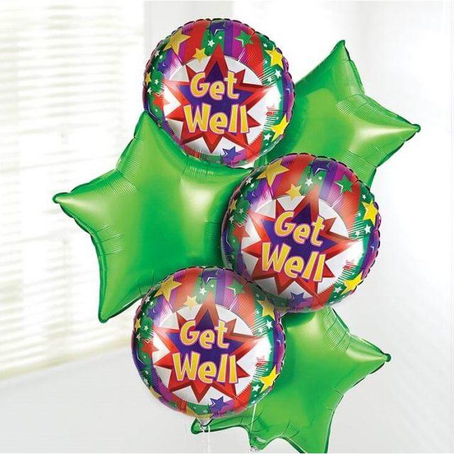 18 inch Ballonnen Beterschap