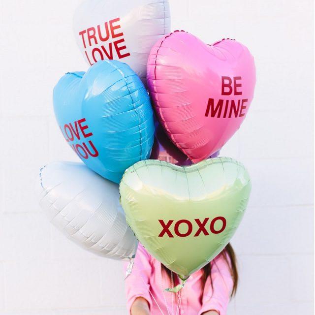 18 inch Ballonnen Love