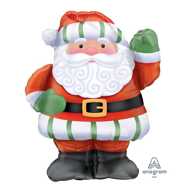 AN Shape Santa Full Body