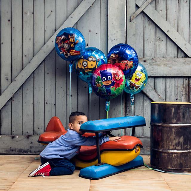 """18"""" Ballonnen divers"""