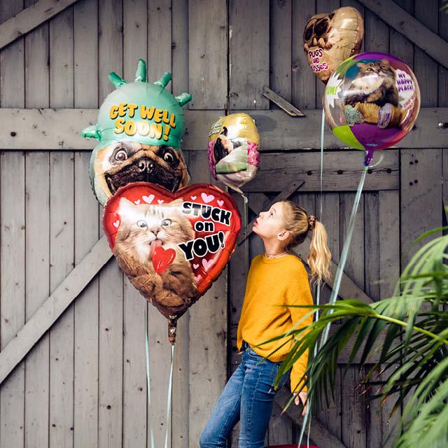 Jumbo Ballonnen Beterschap & Geboorte