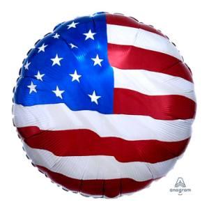 Ballon usa vlag, amerikaanse vlag