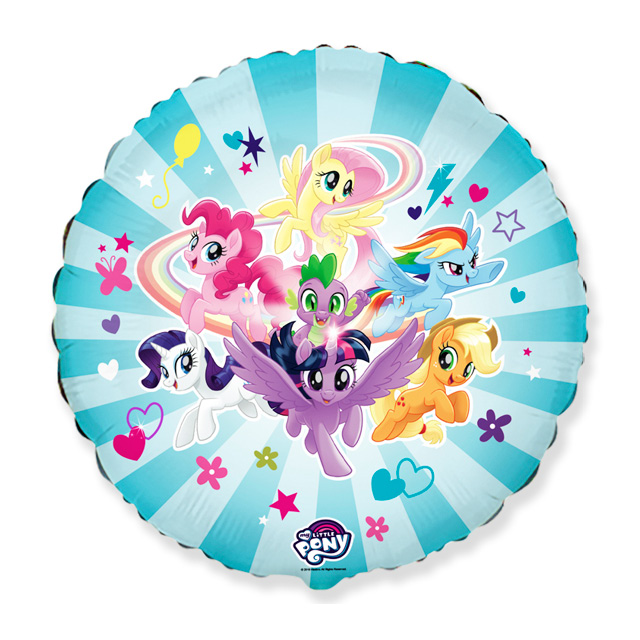 Little pony team