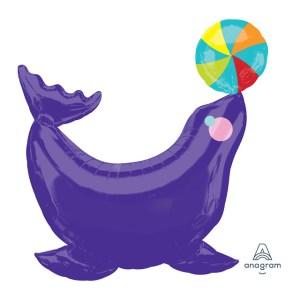 AN Shape Circus Seal