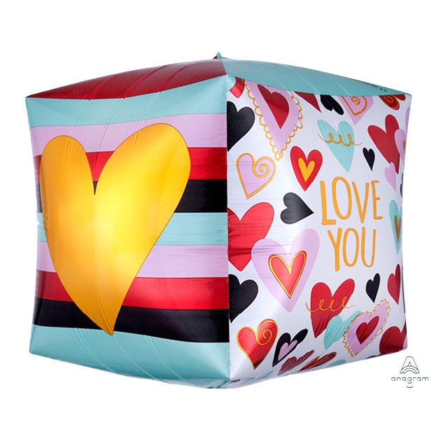 AN Cubez Trendy Love