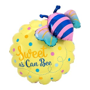 AN Multiballon Sweet as Can Bee